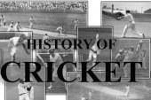 ক্রিকেট খেলার ইতিহাস এবং গুরুত্বপূর্ণ তথ্য