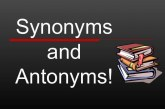 বিসিএস (BCS) ও যেকোন পরীক্ষার জন্য গুরুত্বপূর্ণ কিছু Synonyms